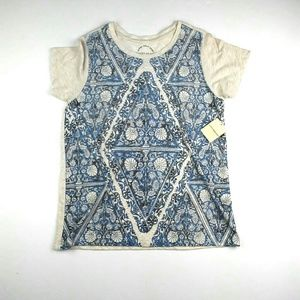 NWT Lucky Brand   Soft T shirt size Small